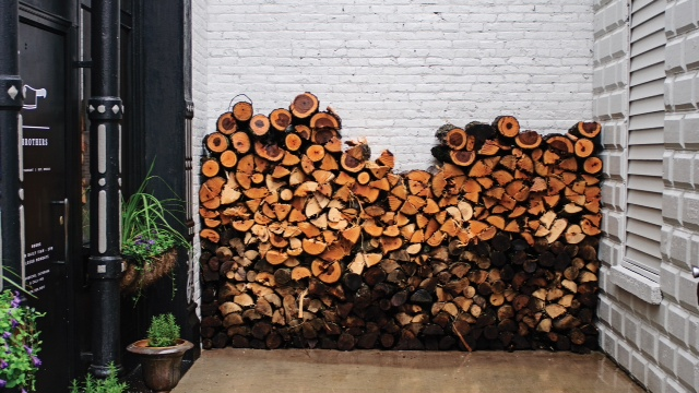 2198_Brothers_Restaurant_Woodpile