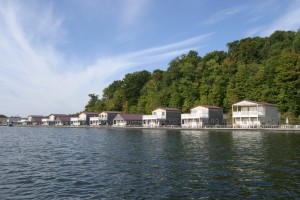 Green River Marina Floating Cabins
