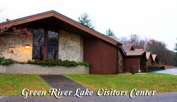 Green River Lake Visitors Center