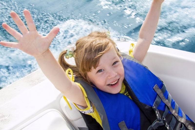 bigstock-Travel-Of-Children-On-Water-In-53228908
