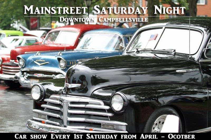 Campbellsville KY Car Show