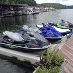 Wet N Wild Watersports jet ski rentals green river lake ky