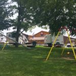 Green River Resort RV Park full hookup campground restaurant pool