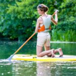 Paddle board Green River Lake Campbellsville KY