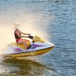 Jet Skiing Green River Lake Campbellsville KY