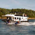 Houseboat and jet ski rentals on Green River Lake Campbellsville KY