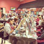 Paint & Party canvas Campbellsville KY