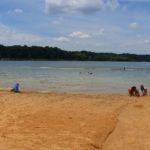 Smith Ridge Campground beach marina lake