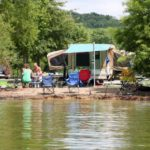 Pike Ridge Campground RV Camping Lakeside Green River Lake
