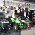Dixie Pawn and gun shop mainstreet downtown campbellsville