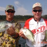 Green River Lake Crappie Trips Fishing Guide Campbellsville KY
