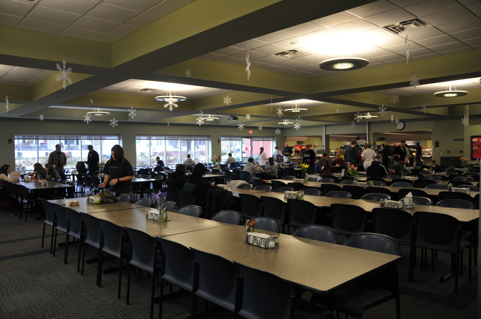 Winter S Dining Hall Cafeteria Campbellsville University