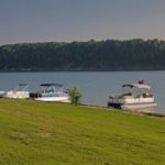 Green River Lake State Park Campground RV Lakeside Camping trails