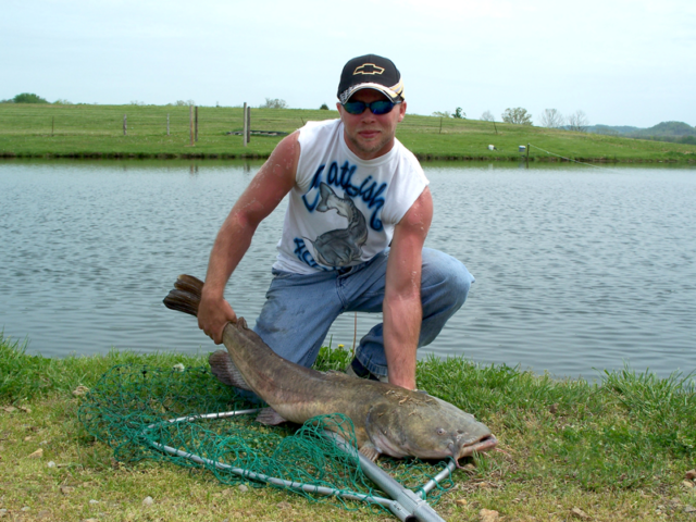 catfish pay lake