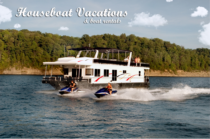 Houseboat rentals Green River Lake Campbellsville KY