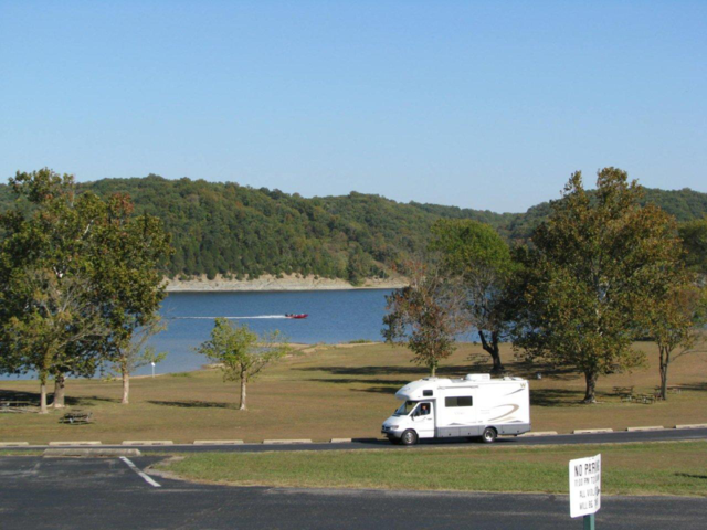 Lakeside RV Camping Boat Rentals Green River Lake Campbellsville KY