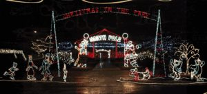 Christmas in the Park Campbellsville KY