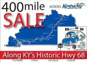 HWY 68 400 Mile Sale Campbellsville KY