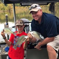 Green River Lake Guide Service | Crappie | Bow Fishing ...