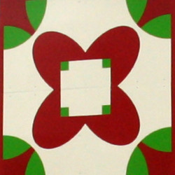 The Virginia Pike Barn Quilt